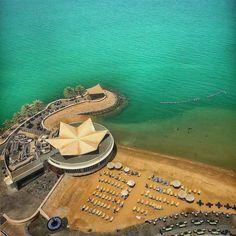Hilton Hotel #Doha #Qatar @yousfq6r