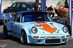 Porsche 911 3.0 by Chris Droesch, via Flickr