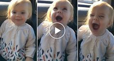 """O Mundo Ficou Encantado Ao Ver Esta Menina De 2 Anos Ao Imitar Adele Com a Música """"Hello"""""""