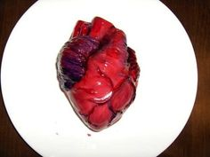 Jell-O Heart | How To Have The Most Goth Valentine's Day Ever