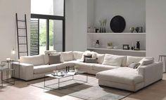 100 Modern Sofa Ideas For Your Living Room Modern Couch, Living Room Modern, Living Room Sofa, Home Living Room, Interior Design Living Room, Living Room Furniture, Living Room Designs, Home Furniture, Living Room Decor