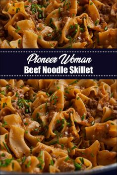 Pioneer Woman Beef Noodle Skillet Imgproject Pioneer Woman Recipes Dinner Pioneer Woman Recipes Beef Food Network Recipes