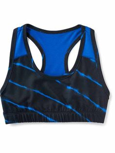 3170d1a79be Girls Clothes: Sports Bras | Old Navy Girls Sports Bras, Racerback Sports  Bra,