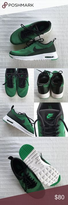 Women's Nike Air Max Thea Jacquard Sneakers Women's Nike Air Max Thea Jacquard Sneakers Style/Color: 718646-005  • Women's size 6  • NEW in box (no lid) • No trades •100% authentic Nike Shoes Sneakers