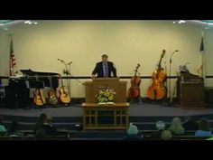 """Revival 2017 Tues Part 2 """"Busy?"""" Dr. David Peacock - 1 Kings 20"""