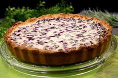 Der finnische Heidelbeerkuchen ist lecker, low-carb und glutenfrei. Zudem ist er auch noch super im Geschmack und nicht zu süß.
