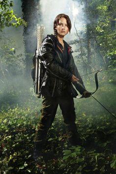 Katniss Everdeen - The hunger game