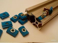 M4 T Slot nut by daGHIZmo - Thingiverse