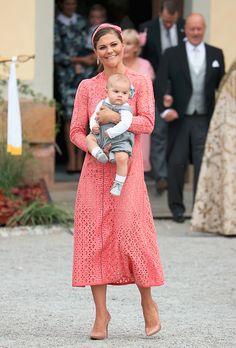 kungahuset — hrhprincesssofia: Crown Princess Victoria...
