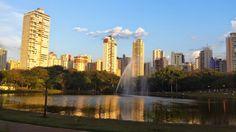 Goiânia... Cidade Verde de gente boa e hospitaleira...