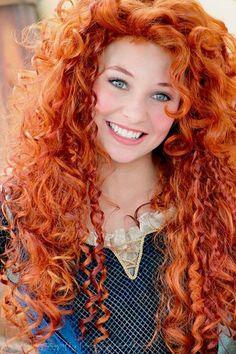 Brave curls