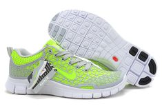 size 40 9ee9a 62a47 Womens Nike Free 6.0 Soft Grey Volt White Shoes Nike Free Shoes, Nike Shoes  Cheap