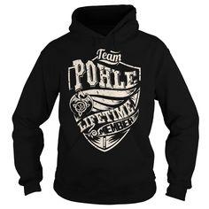 Team POHLE Lifetime Member (Dragon) - Last Name, Surname T-Shirt