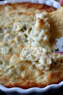 Easy Artichoke Dip - Great Grub, Delicious Treats
