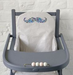 couture housses de chaises hautes on liberty high chairs and bebe