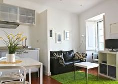 Wasabi Green Apartment in Lisbon. Apartments to Rent in Portugal