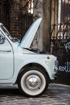 Simplicity Led To The Fiat 500's Unintentional Charm • Petrolicious