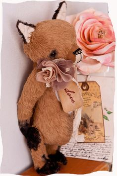 Florence - Foxy Lady by The Vintage Magpie, via Flickr