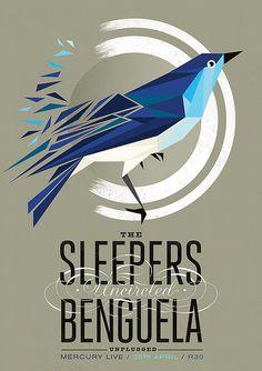 Adam Hill / The Sleepers - Benguela - Uncircled