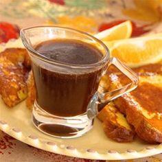Pumpkin Spice Syrup Allrecipes.com