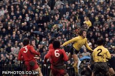 Hull City v Norwich City - Boothferry Park 1974 - #Hull City Quiz - #Hull