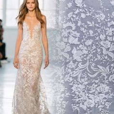 Guangzhou, French Lace, Lace Fabric, Textiles, Embroidery, Wedding Dresses, Fashion, Bride Dresses, Moda