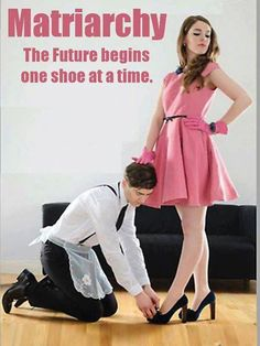 So true. Ppl need to understand femal, control, exotiqu, cockold, flr, fetish, footdom, femdom, dominatrix