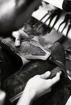 G.J.Cleverley & Co Bespoke Shoes