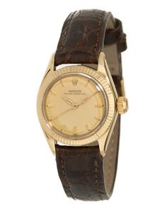 Rolex Women's 'Oyster Perpetual' Watch