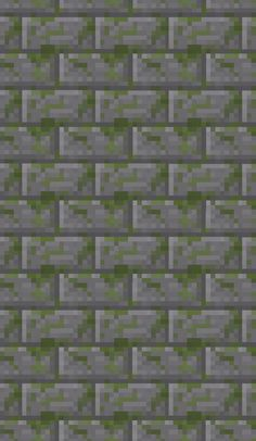 Minecraft Mossy Stone Bricks Wallpaper Minecraft Posters, Minecraft Funny, Minecraft Drawings, Minecraft Pictures, Minecraft Beads, Minecraft Crafts, Minecraft Wallpaper, Iphone App Layout, Minecraft Blueprints