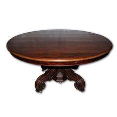 tavolo antico Antiquariato su Anticoantico