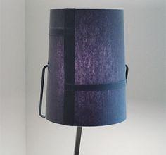 Beleuchtung meines Wohnzimmers, lila Lampe, Diesel Lampe, #Leuchte #Lampe #lamp