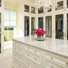 Larry E. Boerder Architects - Holloway - traditional - closet - dallas - Institute of Classical Architecture & Art - Texas