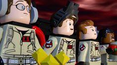 Après celui en version anglais diffusé avant-hier, Warner Bros. Interactive Entertainment vient de dévoiler celle en français du dernier trailer de Lego Dimensions dédié au Level Pack de Ghostbusters. En plus de celui-ci, quatre autres Fun Packs avec pour thème DC Comics, Doctor Who, Retour vers le futur et LEGO Ninjago sont aussi disponibles.