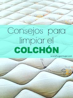 Hoy te comparto mis consejos,. Todo lo que tenes que saber para limpiar el colchón. #limpieza #hogarmujer  #ecotips House Cleaning Tips, Green Cleaning, Cleaning Hacks, Matress Cleaning, Kitchen Drawer Organization, Power Clean, Natural Cleaners, Household Cleaners, Natural Cleaning Products