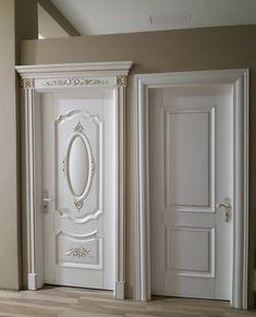 Lake over, Lake over. Door And Window Design, Main Door Design, Wooden Door Design, Front Door Design, Wooden Doors, Latest Door Designs, Corridor Design, Door Design Interior, Classic Doors