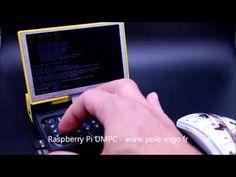 Raspberry Pi Ultra Mobile Pocket PC (video) - Geeky Gadgets