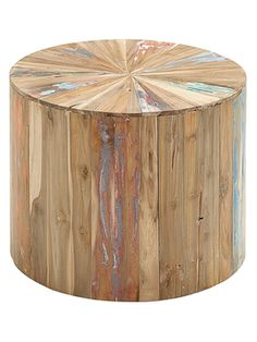 Side Table from Rustic-Chic Furniture on Gilt  https://www.jossandmain.com