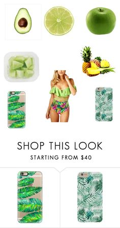 """Nature"" by audjvoss ❤ liked on Polyvore featuring Gap and Casetify"