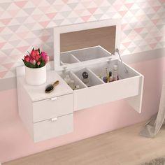 New Bathroom Vanity Top Ideas Dressing Tables Ideas Small Bedroom Storage, Small Bedroom Furniture, Bathroom Furniture, Wardrobe Door Designs, Closet Designs, Tv Unit Furniture, Furniture Design, Diy Home Decor, Room Decor