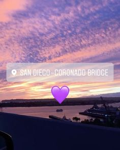 This is what I love most about my hometown, the skies always to live for 💜 • • #coronado #coronadoisland #coronadobridge #downtown #hometown #sky #sunsets #bridge #numberonecity #iridescent #water #sandiego #suncity #california #pretty #happy #family #girlsday #actor #model #sandiegotobeverlyhills #vacation #sandiegoconnection #sdlocals #coronadolocals - posted by K'Ashia Maria https://www.instagram.com/kashiiiia. See more post on Coronado at http://coronadolocals.com
