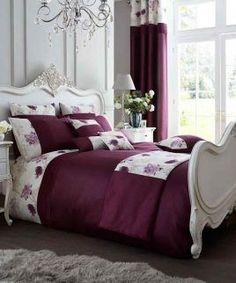 Bedding Duvet Covers set with Pillowcases Quilt Cover - Koh Curtains Living Room Red Bedding Sets, Pink Bedding, Luxury Bedding Sets, Duvet Bedding, Comforter Sets, White Bedding, Turquoise Bedding, Damask Bedding, Plaid Bedding