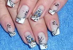 Resultado de imagen para uñas decoradas 2016 con piedras