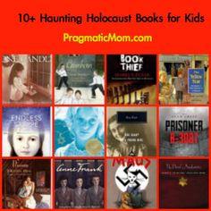 Newly Updated: 37 Haunting Holocaust Books for Kids :: PragmaticMom