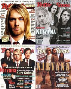 Rolling Stone covers xD