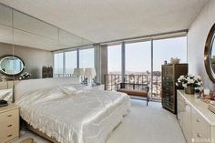 #Bedroom + the lovely view