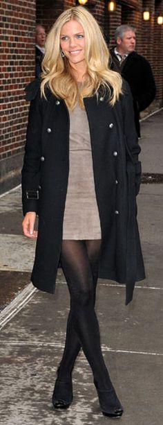 Brooklyn Decker at NYC Streets