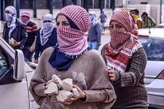 Tribute to the Palestinian women in the struggle   Stop the Wall