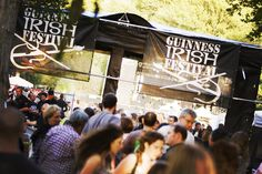 Festivals, Ticket, Irish Festival, Clannad, Guinness, Folklore, Urban, Country, Artist
