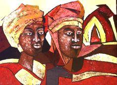 """""""Prince and Princess"""" by Veroniccah Muwonge"""